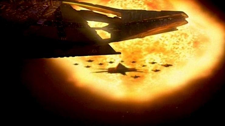 Stargate, season 4