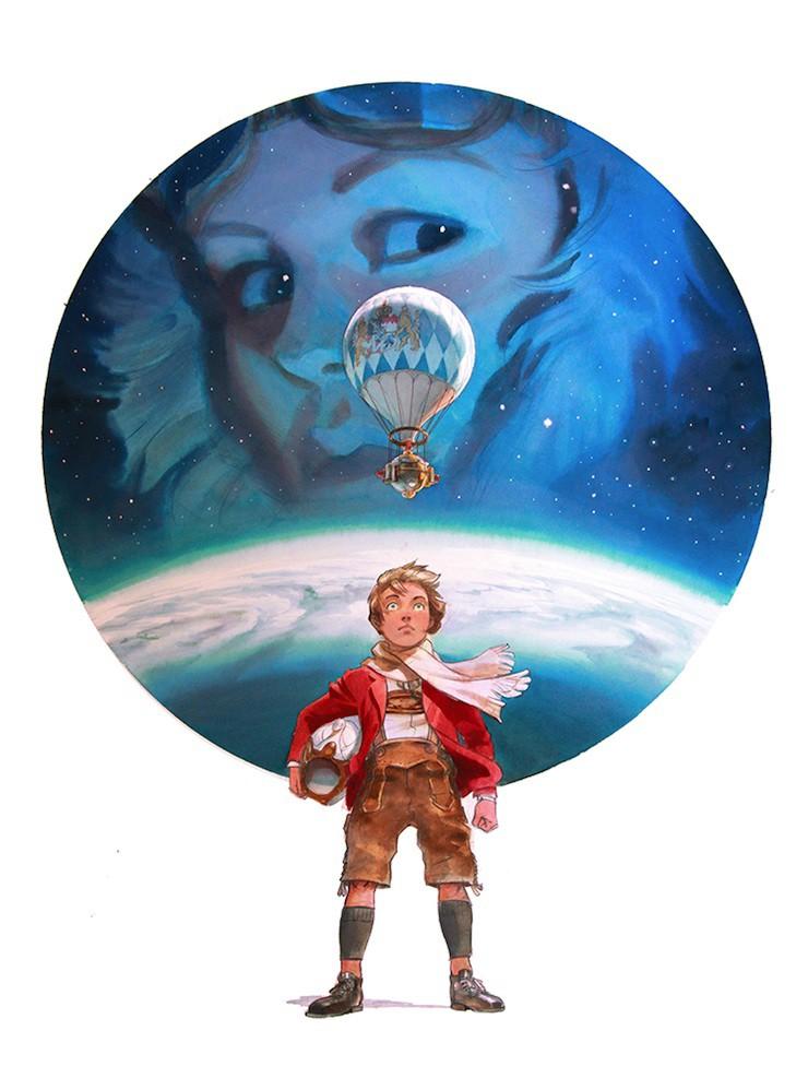 Alex Alice Castle in the Stars