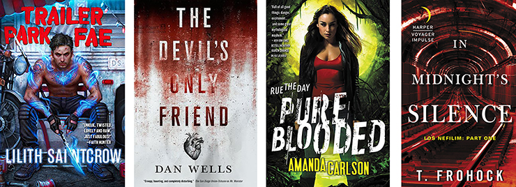 Fiction Affliction: June Releases in Urban Fantasy and Horror | Tor com