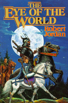 The Eye of the World Robert Jordan Wheel of Time