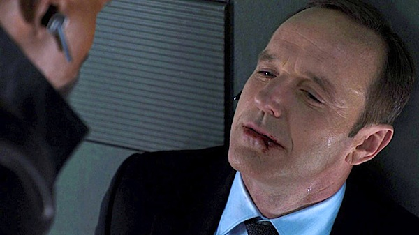 Agent Phil Coulson, The Avengers