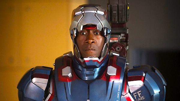 Lieutenant Colonel James Rhodes, Iron Man 3