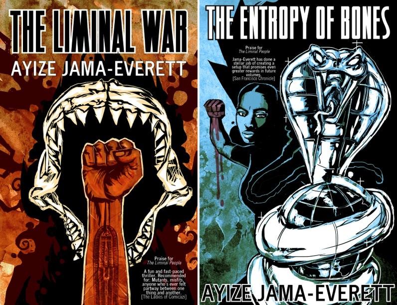 John Jennings Liminal War Entropy of Bones cover art