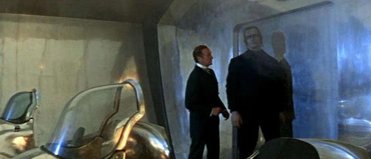 David Prowse Casino Royale Frankenstein monster