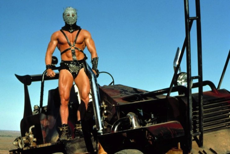 Mad Max Road Warrior