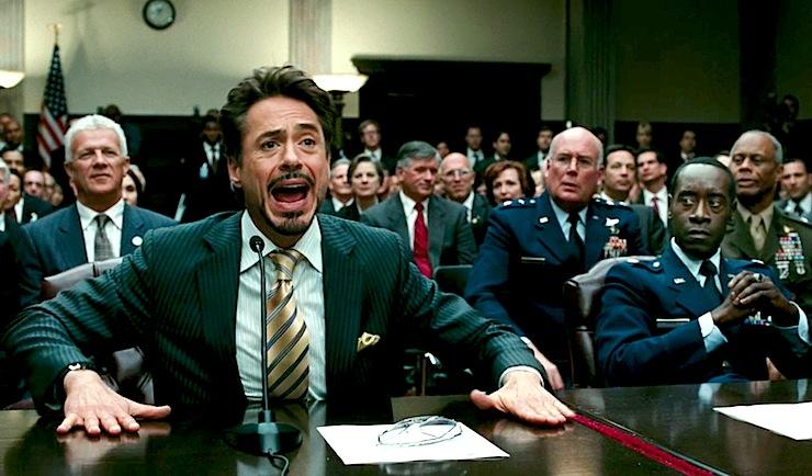 MCU, Tony Stark