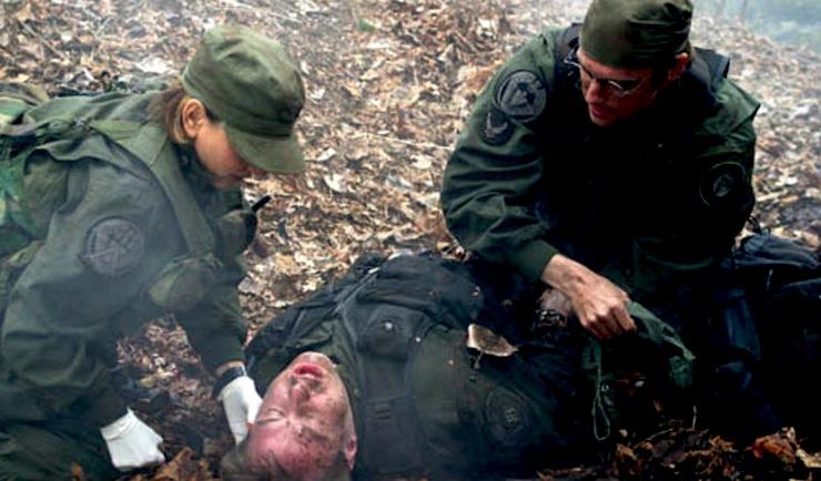 Stargate: SG-1, season 7, Daniel Jackson, Janet Fraiser