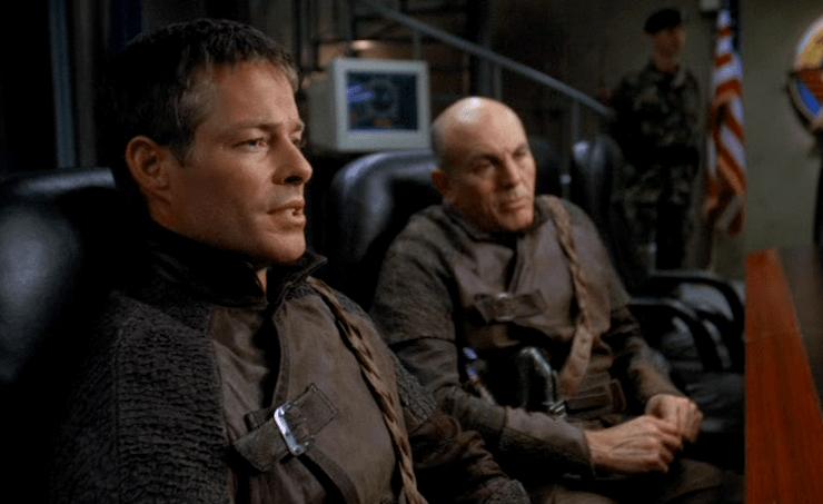 Stargate: SG-1, season 7, Bra'tac