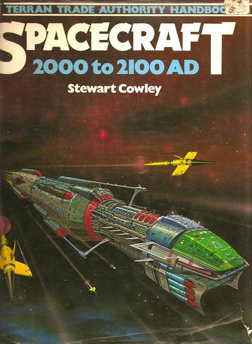 Spacecraft Stewart Cowley