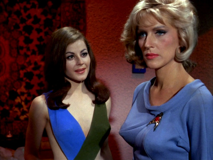 Star Trek, season one: What Are Little Girls Made Of?