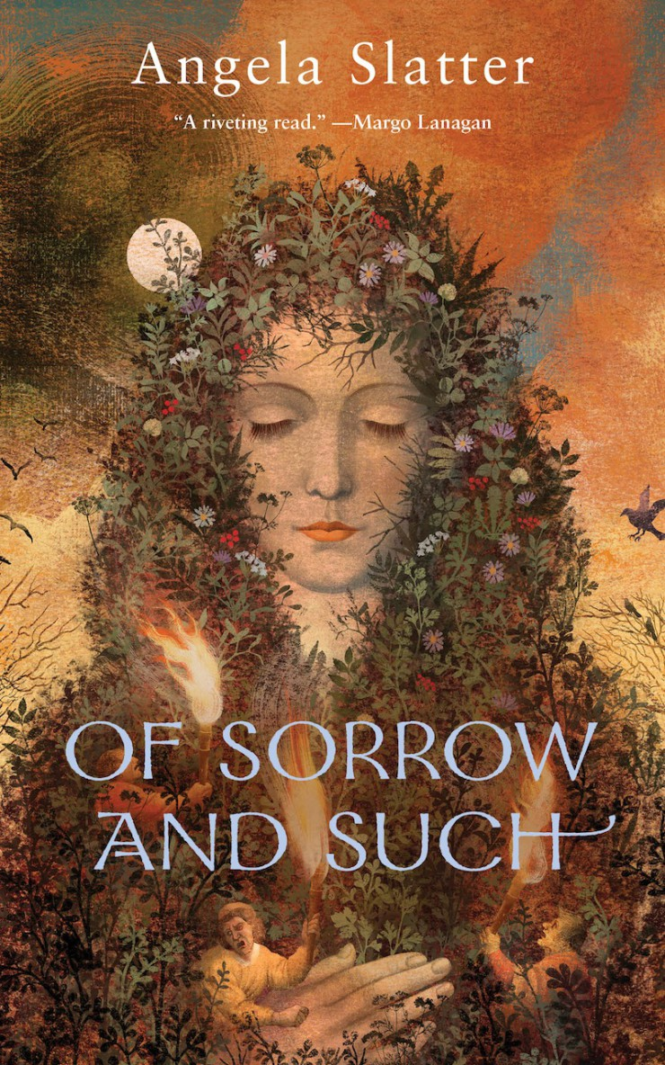 Of Sorrow and Such cover reveal