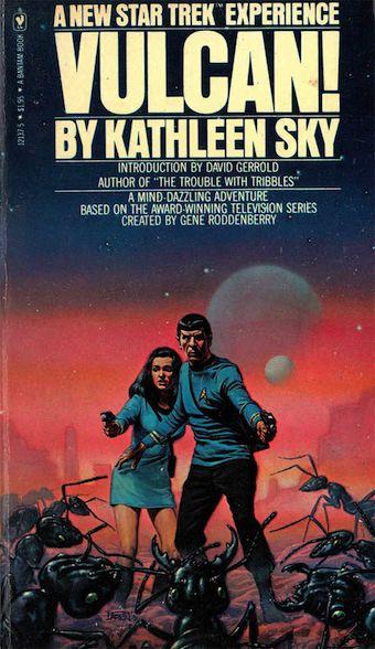 Star Trek, Vulcan, Kathleen Sky