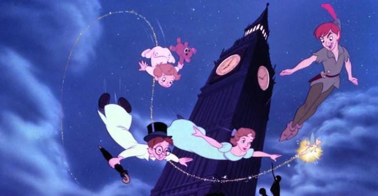 Using Tinker Bell To Shake Magic Into Everything Disneys Peter Pan
