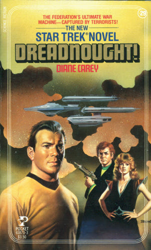 Star Trek: Dreadnought! by Diane Carey