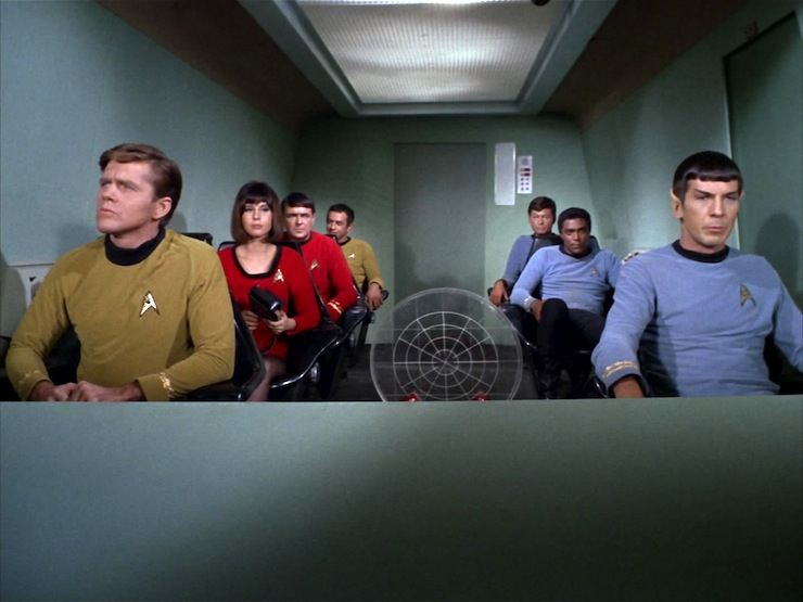 Star Trek, The Galileo Seven