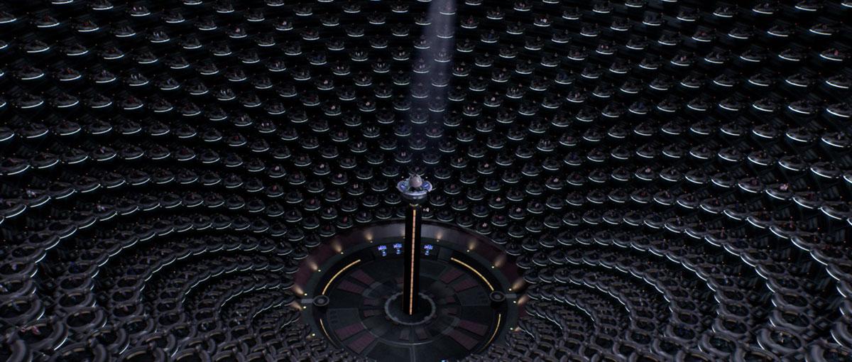 Star Wars Senate Chamber