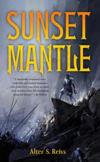 Sunset Mantle cover reveal
