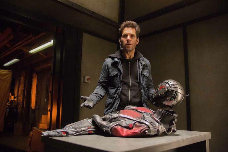 Ant-Man, Marvel, 2015