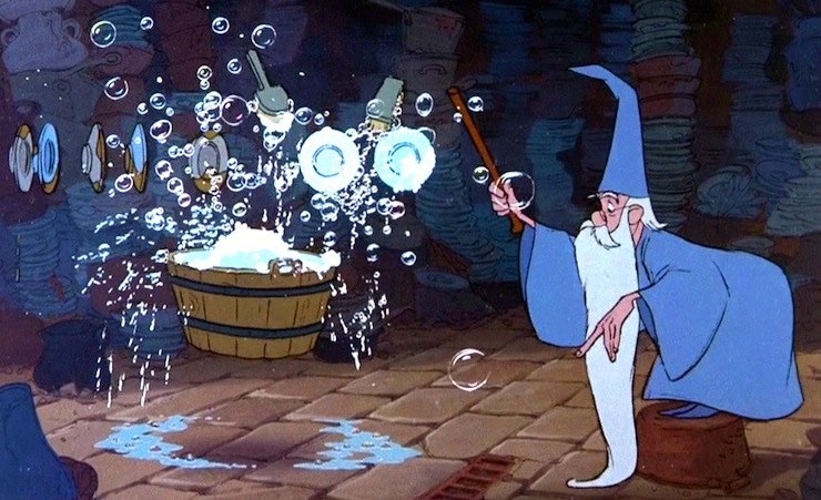 In Need of a Villain: Disney's The Sword in the Stone | Tor.com