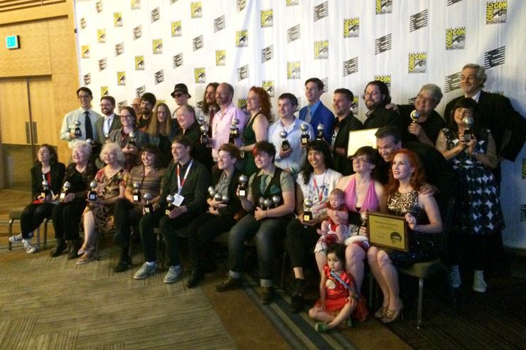 2015 Eisner Award winners