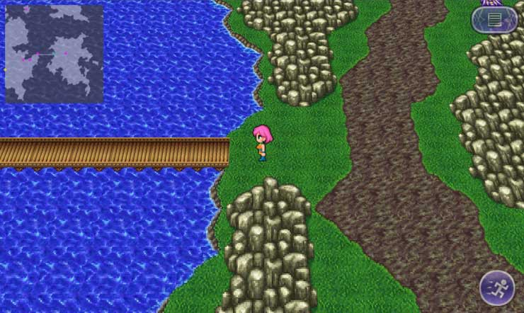 Final Fantasy 5 bridge