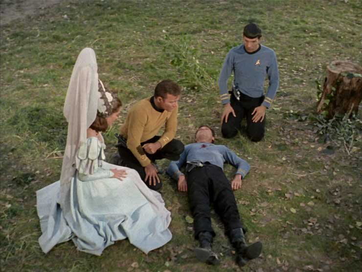 Star Trek The Original Series episode Shore Leave