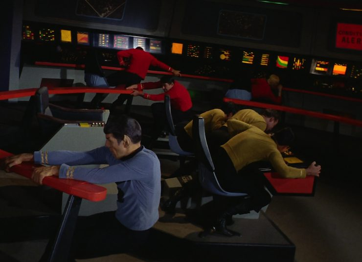 Star Trek: The Original Series, Arena