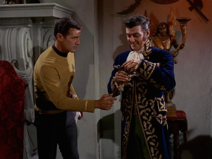 Star Trek the original series, The Squire of Gothos