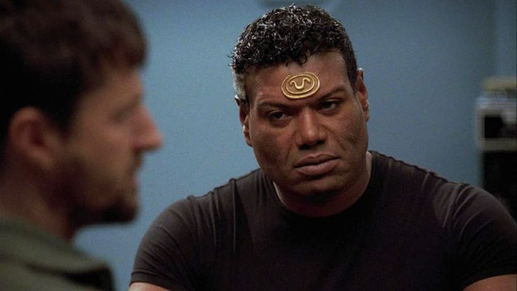 Stargate Rewatch Ark of Truth Teal'c