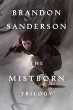 Mistborn Trilogy by Brandon Sanderson