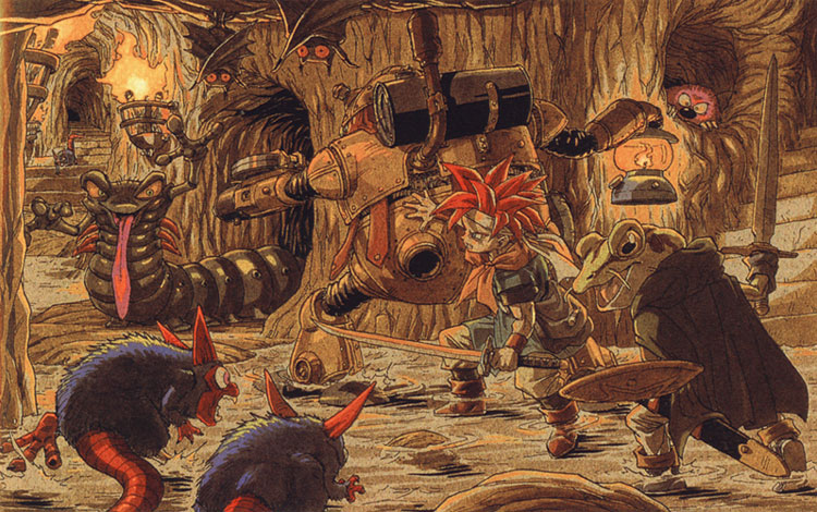 Chrono Trigger Replay Part 1: Subverting Tropes and