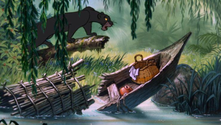 Walt Disney Supervises His Last Film The Jungle Book Tor Com