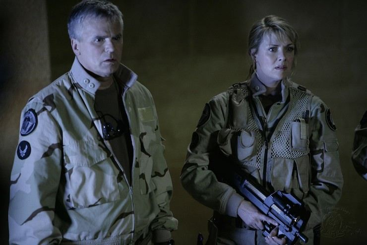 The Stargate Rewatch: Continuum | Tor com