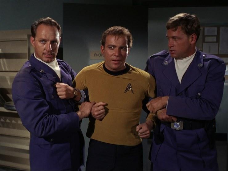 Star Trek Time Travel Slingshot