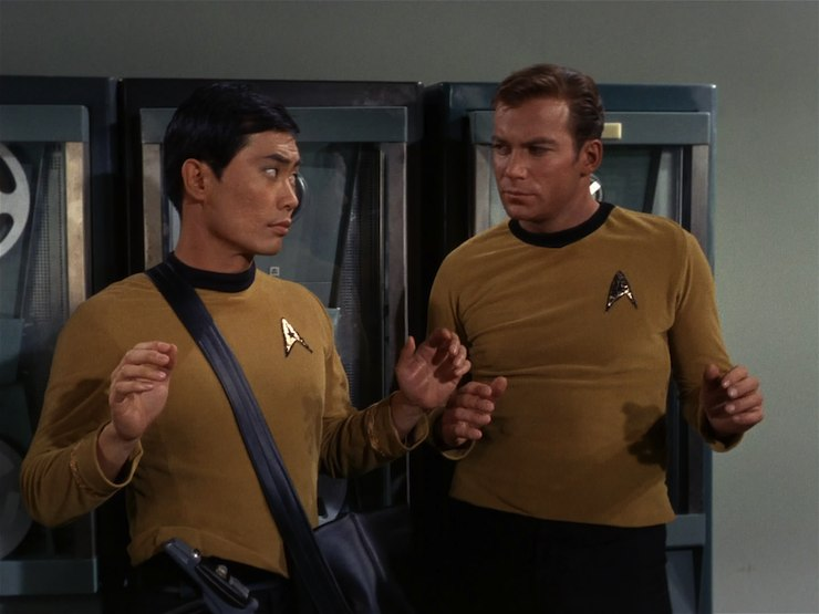 Star Trek, the original series, Tomorrow is Yesterday