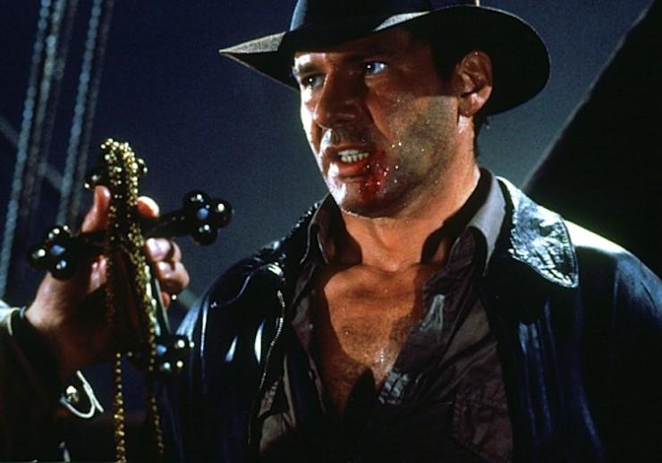 Indiana Jones and the Cross of Coronado