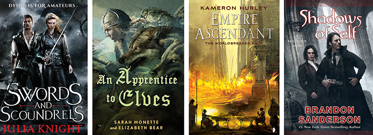 Fiction Affliction October Releases In Fantasy Tor