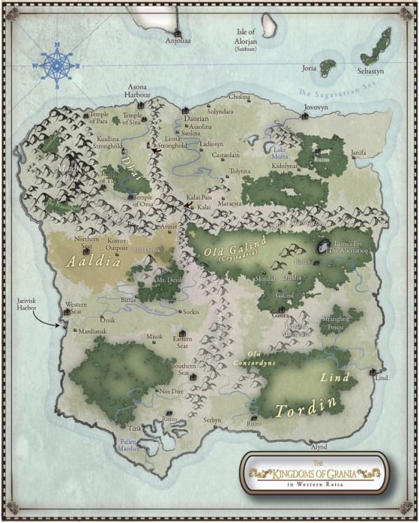 Map by Stephanie MacAlea