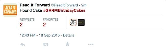 Hound Cake