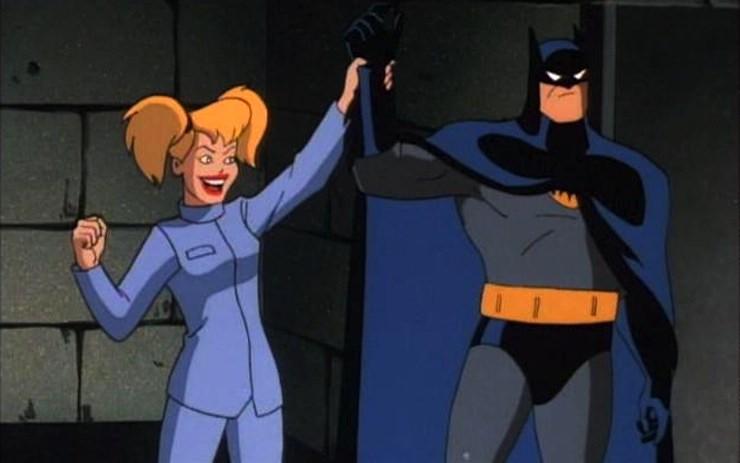Batman the Animated Series, Harlequinade