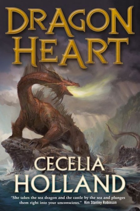 Dragon Heart Cecelia Holland