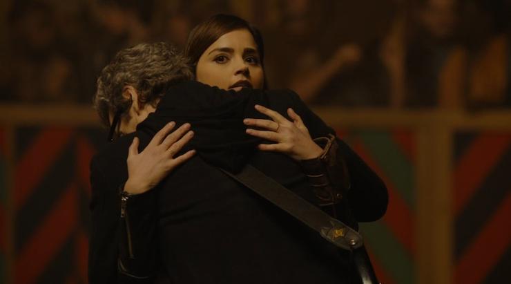 Doctor Who, season 9, The Magician's Apprentice