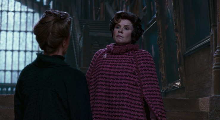 Harry Potter and the Order of Phoenix, Umbridge, McGonagall