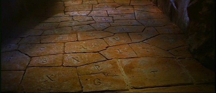 Indiana Jones and the Last Crusade Word of God Trap