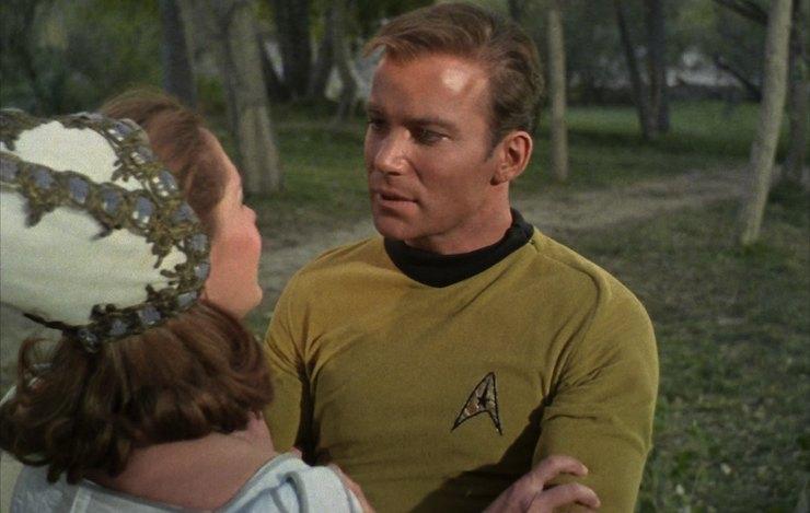 Star Trek, the Original Series, season 1, Shore Leave