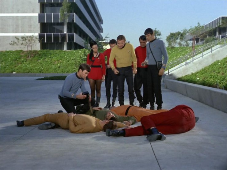 Star Trek TOS Rewatch Operation Annihilate