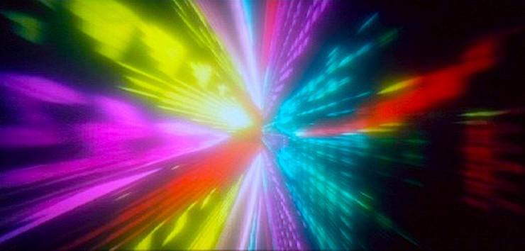 Synesthesia 2001 Space Odyssey