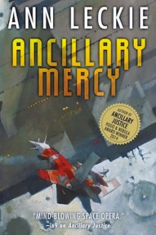 Ancillary Mercy cover