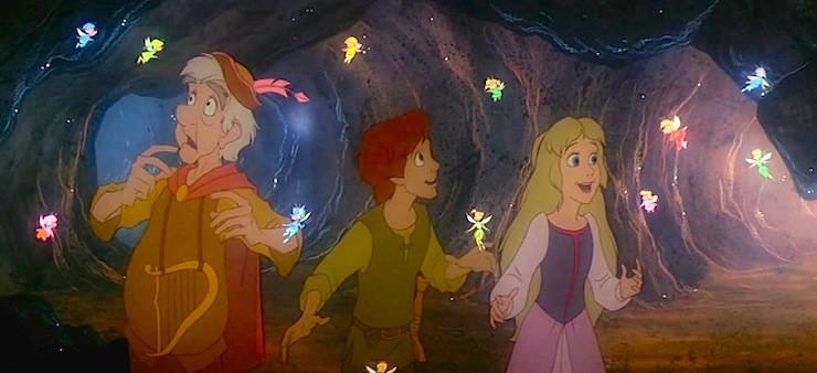 A Demoralizing Disaster Disney S The Black Cauldron Tor Com