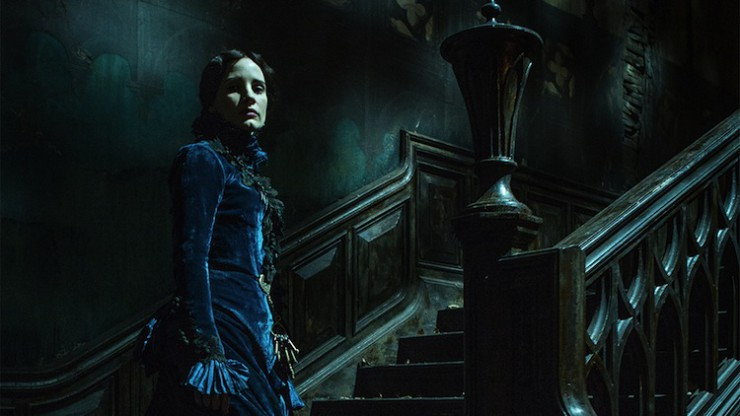 Crimson Peak Lucille Sharpe